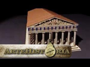El Partenón en la arquitectura neoclásica