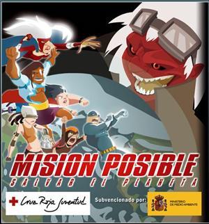 Misión imposible: Salvar el planeta