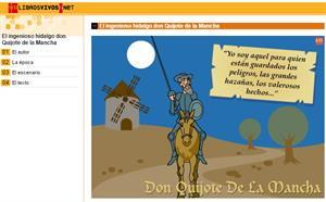 El Ingenioso Hidalgo Don Quijote de la Mancha (Libros vivos SM)
