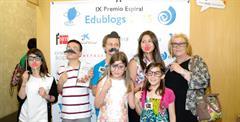 Ya están aquí las fotos de Edublogs 2015