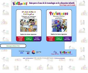 Kismart: Guía para el uso de la tecnología en la educación infantil. Para el hogar y para la escuela.