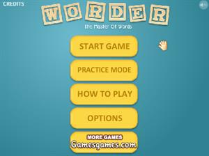 Worder. Juego para aprender inglés