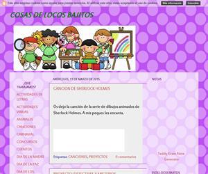Cosas de Locos Bajitos (Blog Educativo de Educación Infantil)