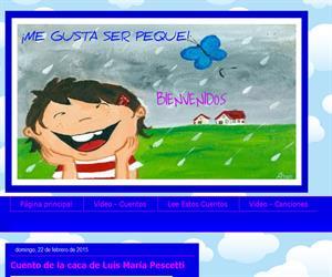 Me Gusta Ser Peque (Blog Educativo de Educación Infantil)