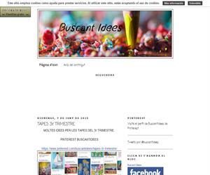 Buscant Idees (Blog Educativo de Educación Infantil)