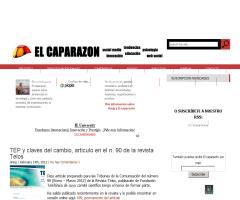 El Caparazón: blog de Dolors Reig sobre internet