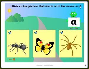 Crickweb - free online education resources & games