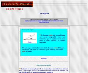 Los ángulos (la escuela digital)