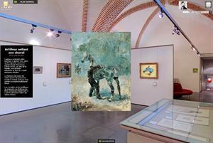 Visita virtual por el Palacio de la Berbie
