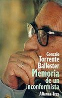 Literatura de la mano de Gonzalo Torrente Ballester