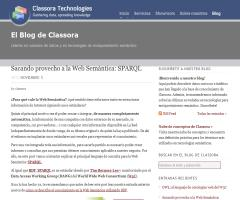 Sacando provecho a la Web Semántica: SPARQL