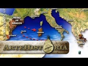 La expansión aragonesa