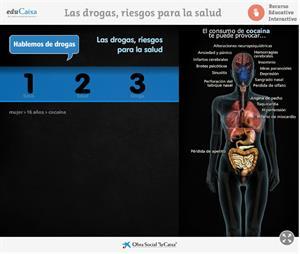 Las drogas, riesgos para la salud (educaixa.com)