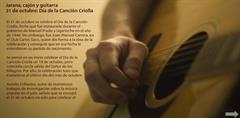 Jarana, cajón y guitarra  (PerúEduca)