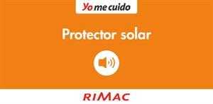Protector solar: audio (PerúEduca)