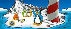 Club penguin, una red social para niños internet