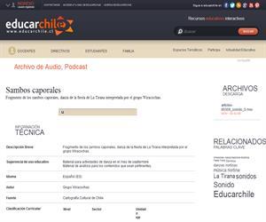 Zambos caporales (Educarchile)