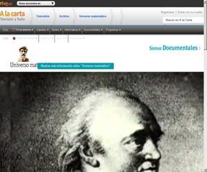 Gauss: de lo real a lo imaginario (Universo matemático, RTVE.es)