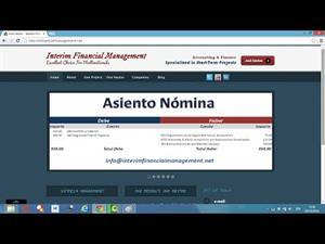 Macros Excel – VBA 34.- UDF´s Asiento Nómina