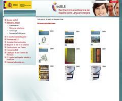 Biblioteca Virtual RedELE