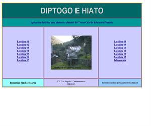 DIPTONGO E HIATO