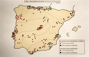 Mapas históricos de España