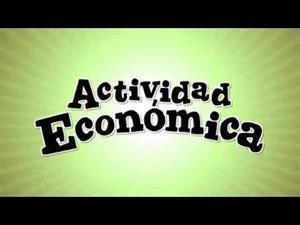 Actividades económicas (Clasemovil)