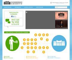 Plataforma de Gobierno Abierto de Justicia (Argentina) #oGov