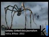 Linkatu: Linked data journalism