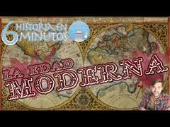 La Edad Moderna (Historia en 6 minutos)