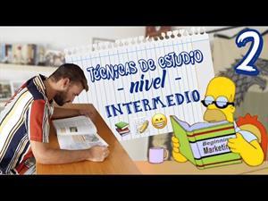Técnicas de estudio intermedias