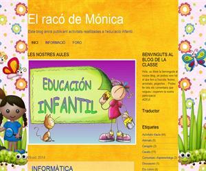 El Racó de Mònica (Blog Educativo de Educación Infantil)