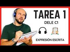 DELE C1. Expresión escrita: tarea 1