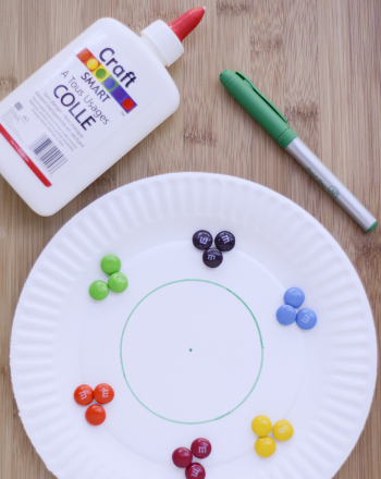 Microwave Candy: Do Some Colors of M&Ms Melt Faster than Others?