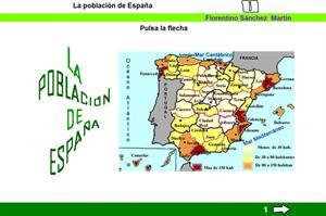 La población de España II