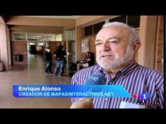 Reportaje de TVE sobre Redes Sociales para Educar #redesedu12