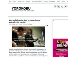 ¿Por qué Finlandia tiene el mejor sistema educativo del mundo? | Yorokobu