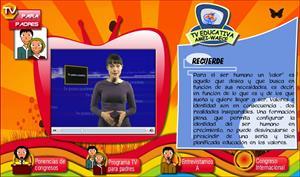TV Educativa. Educación en Valores ya (waece.org)