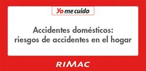 Accidentes domésticos: riesgos de accidentes en el hogar (PerúEduca)