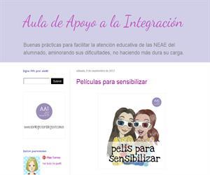 Blog Aula Apoyo Integración