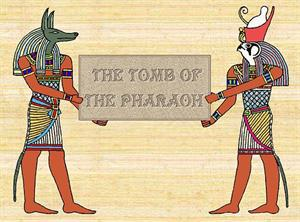 The Tomb of the Pharaoh, unidad didáctica de inglés 4º ESO (Cidead)