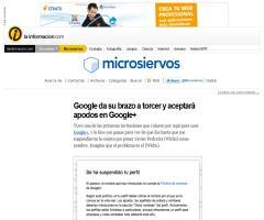 Google da su brazo a torcer y aceptará apodos en Google+