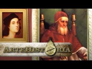 Retratos de papas y cardenales (Artehistoria)