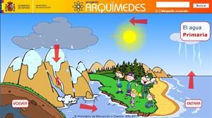 El agua. Proyecto Arquímedes