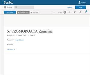 Promoroaca, ficha de la danza de Rumanía