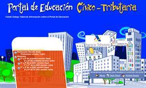 Portal de Educación Cívico Tributaria