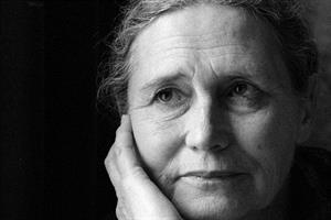 """""""El cuaderno dorado"""" de Doris Lessing (Editorial Noguer)"""