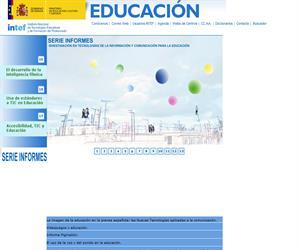 Investigación en TIC para la educación. Serie informes