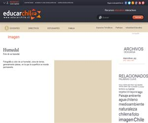 Humedal (Educarchile)