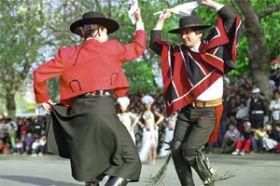 Bailes típicos de Chile
